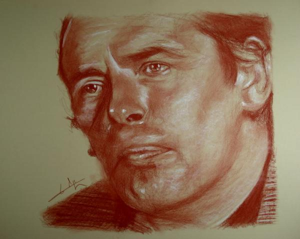Jacques Brel by flohic